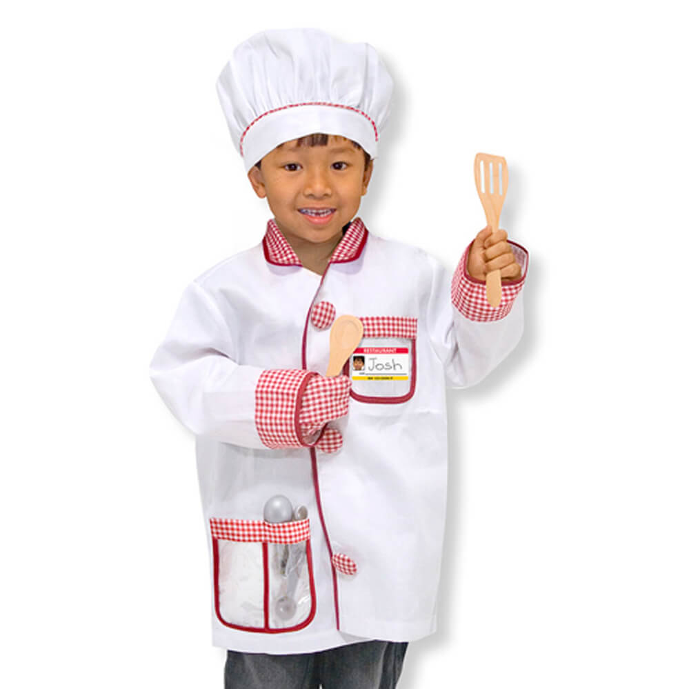 Melissa and Doug Chef Dressup