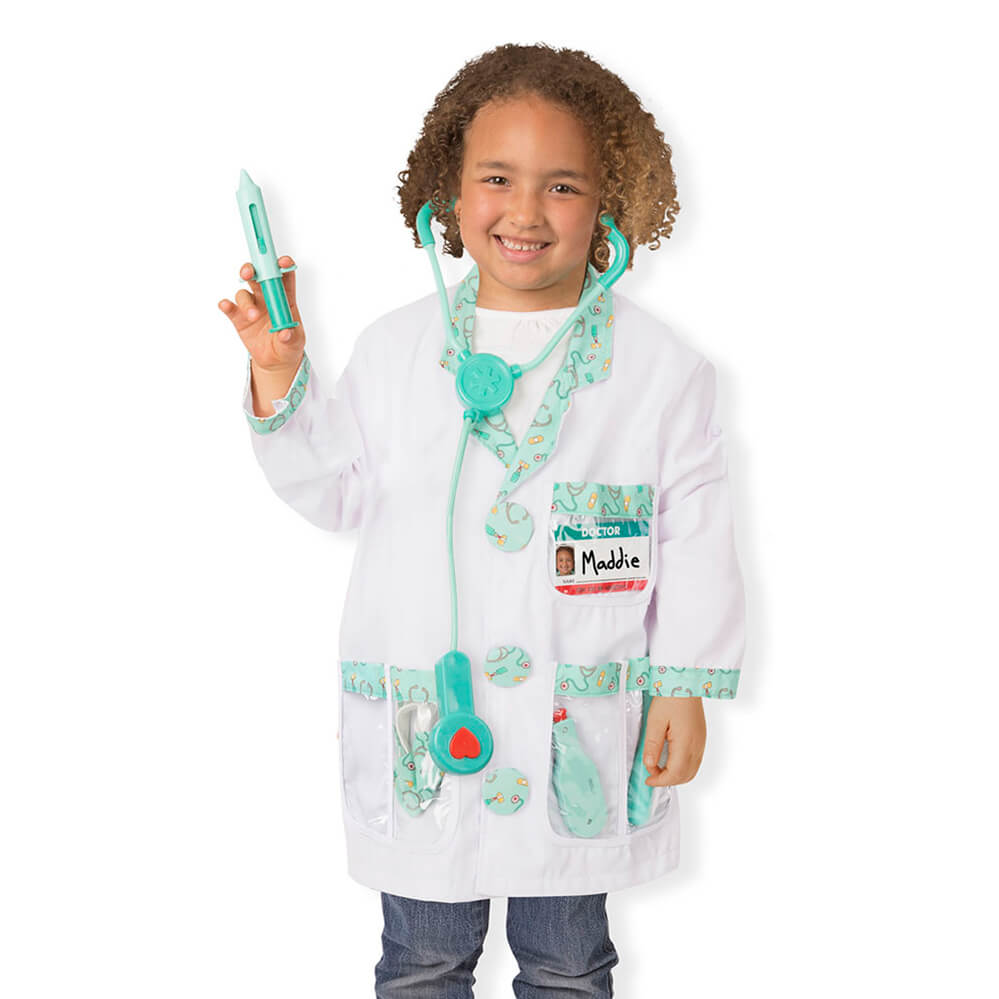 Melissa and Doug Doctor Dressup