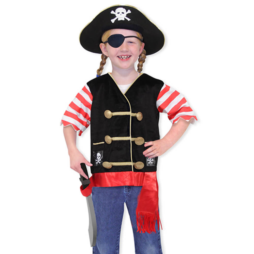 Melissa and Doug Pirate Dressup