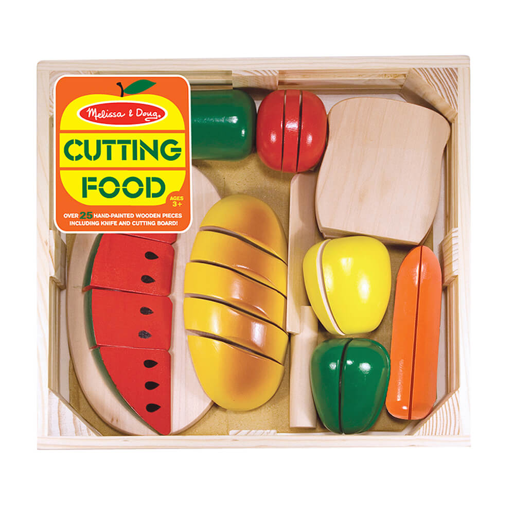 Melissa and Doug Cutting Food Box