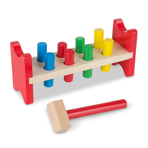 Melissa and Doug Pound a Peg