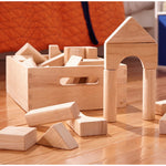 Melissa and Doug Standard Unit Blocks Set