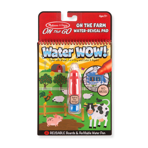 Melissa and Doug Water Wow Farm
