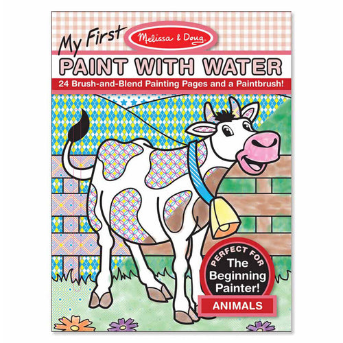 Melissa and Doug My First Paint with Water Farm Animals