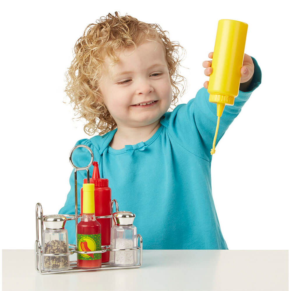 Melissa and Doug Condiments Set