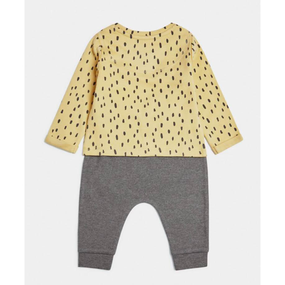 Mamas and Papas Top & Leggings - 2 Piece Set