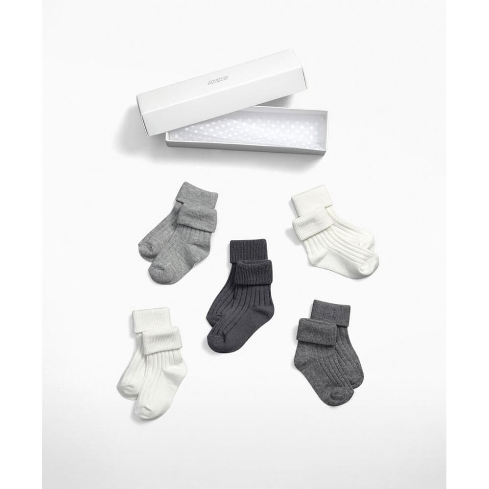 Mamas and Papas Gift Box White Socks