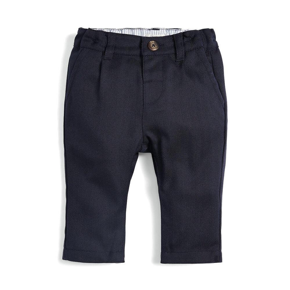 Mamas and Papas Navy Trousers