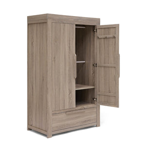 Mamas and Papas Franklin Grey Wardrobe