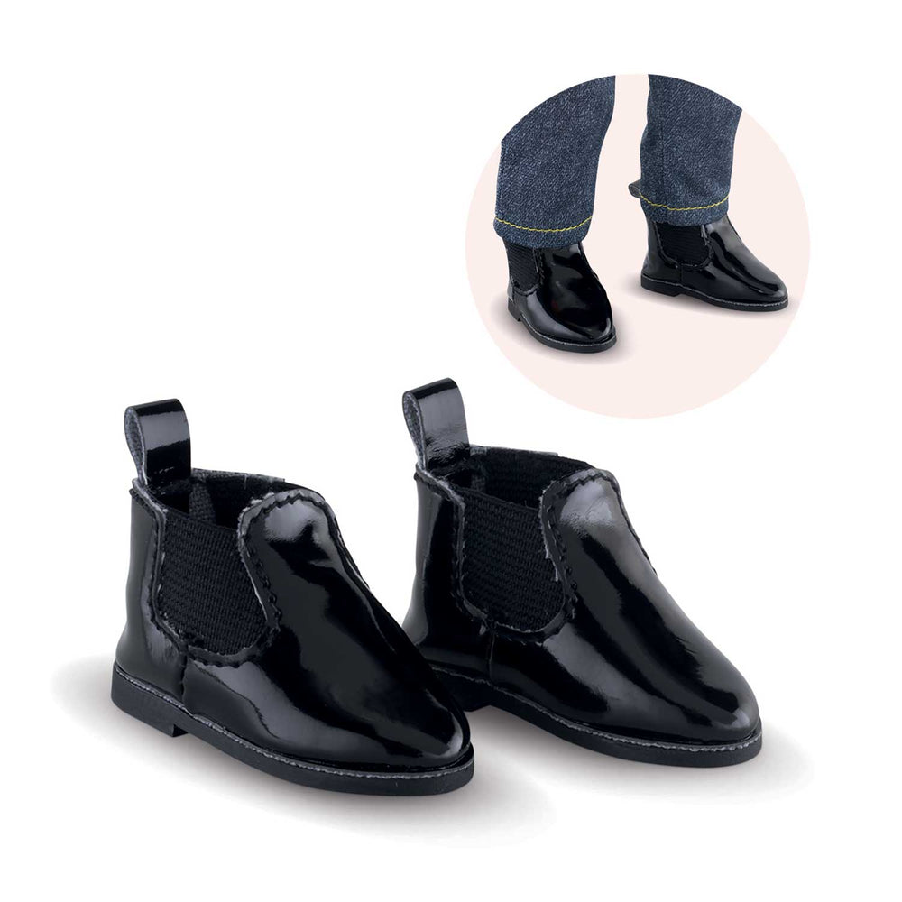 Ma Corolle Black Boots 36cm