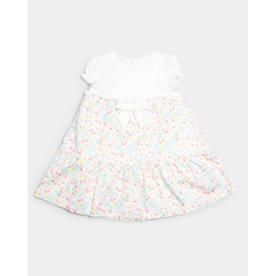 Mamas and Papas Tiered Floral Dress