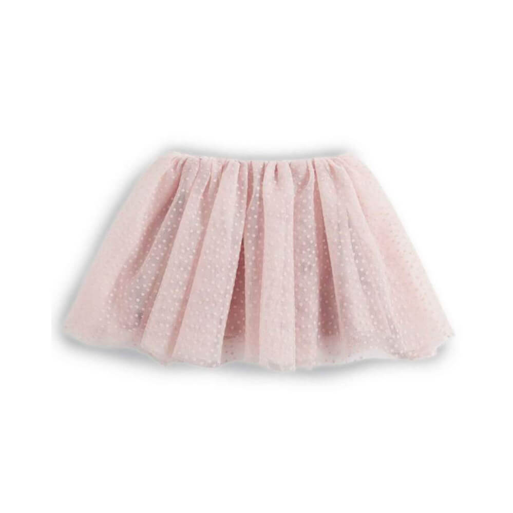 Mamas and Papas Pink Spotted Flocked Tutu