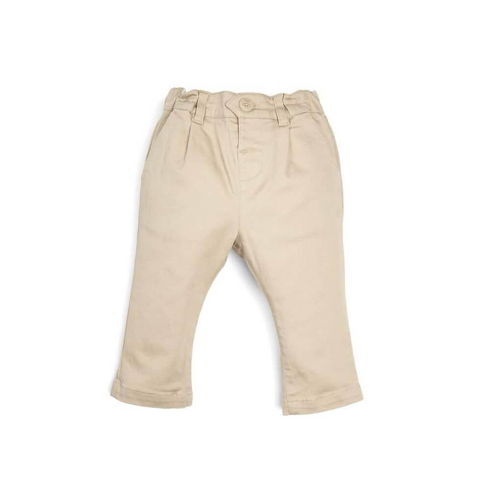 Mamas and Papas Tan Chino Pants