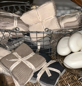 Lavette Wash Cloths - Bianca Lorenne