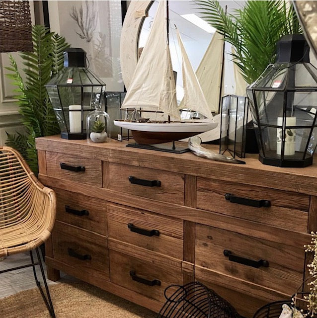 Recycled Timber Buffet