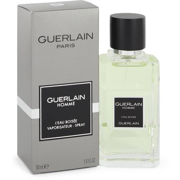 Guerlain Homme 16 EDP 100ml Spray for Men غيرلاين هوم عطر رجالي