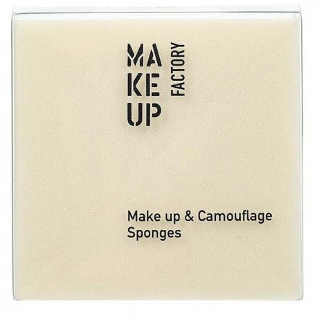 Make Up Factory Make Up & Camouflage Sponge اسفنجة ثلاثية