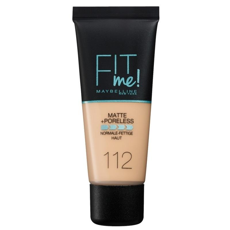 Maybelline Fit Me Liquid Foundation ميبلين فيت مي فاونديشن سائل