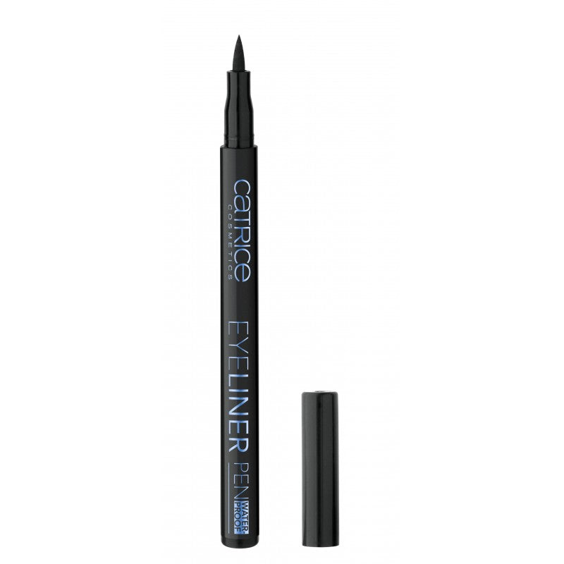 Catrice Glam & Doll Super Black Waterproof Liner 010 أيلاينر ضد الماء
