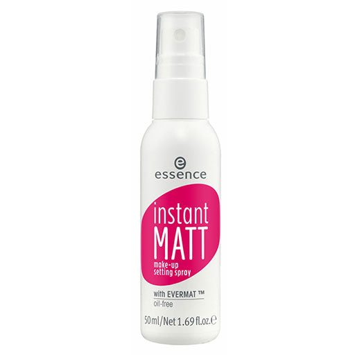 Essence Instant Matt Make-up Setting Spray سبراي مثبت للمكياج مات
