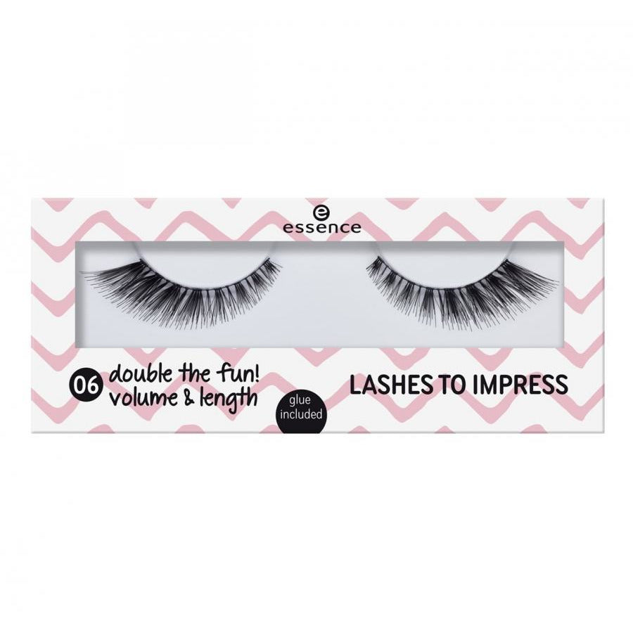 Essence Lashes to Impress رموش إصطناعية