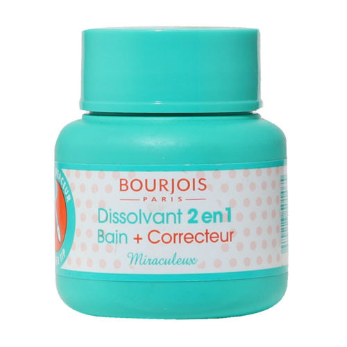 Bourjois 2in1 Magic Nail Polish Remover and Corrector بورجوا مزيل طلاء الاظافر