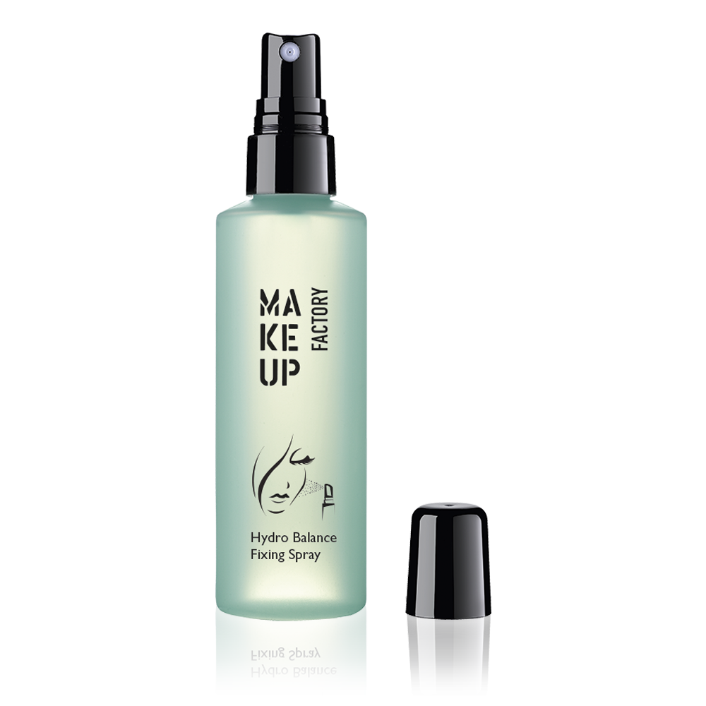 Make Up Factory Hydro Balance Fixing Spray بخاخ مثبت للمكياج