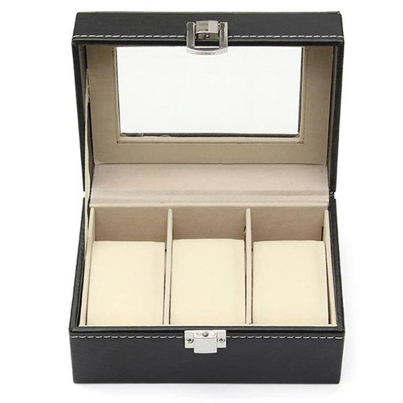 Watch Case Metal Box