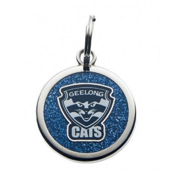 AFL Geelong Cats Dog / Pet Tag