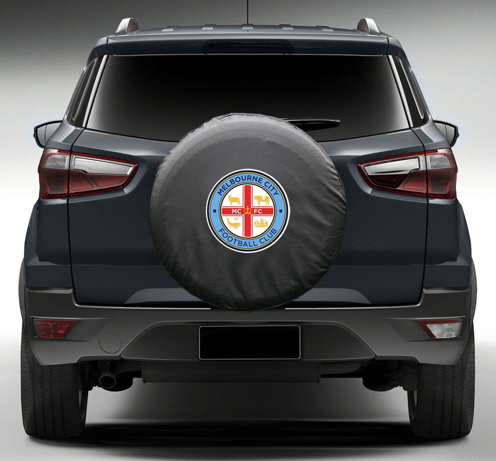 Melbourne City 4WD Spare Wheel Cover - HALF ORIGINAL PRICE