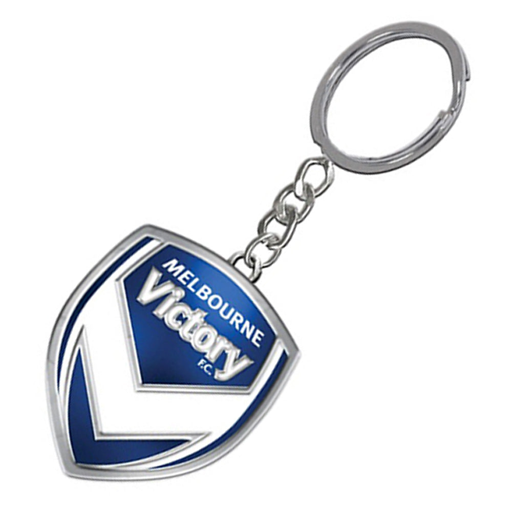 Melbourne Victory Logo Key Ring