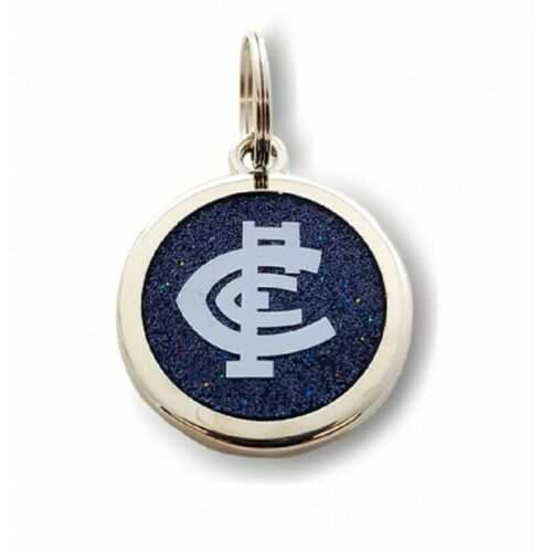 AFL Carlton Blues Dog / Pet Tag