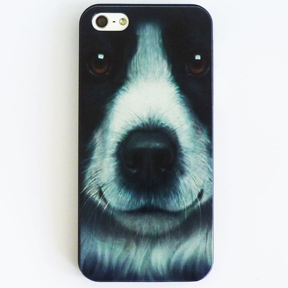 Collie Sheepdog Puppy Case / Cover iPhone 5 & 5S
