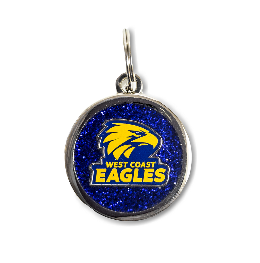 AFL West Coast Eagles Dog / Pet Tag