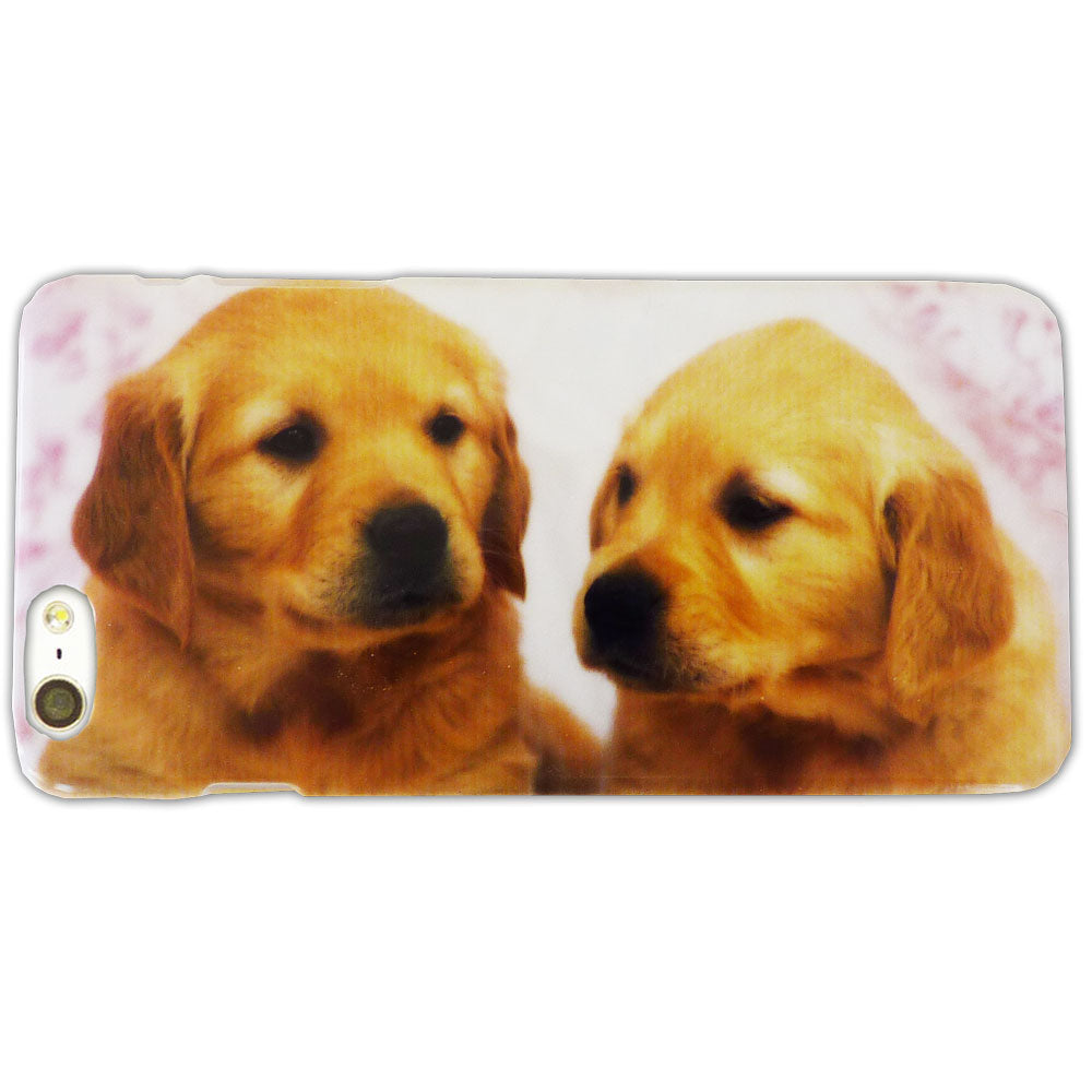 Two Golden Puppies Case / Cover iPhone 6PLUS