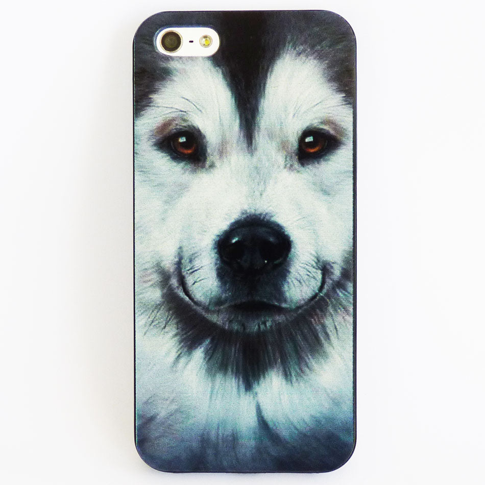 Husky Puppy Case / Cover iPhone 5 & 5S