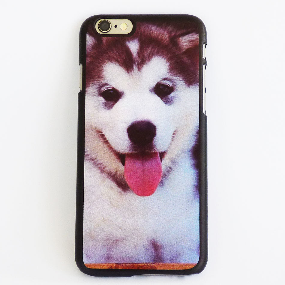 Smiling Husky Puppy Case / Cover iPhone 6