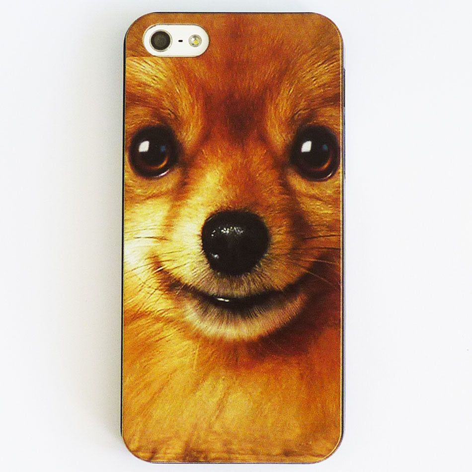 Pomeranian Puppy Case / Cover iPhone 5 & 5S