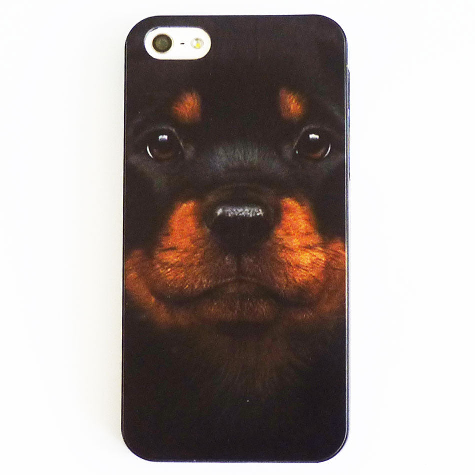 Rottweiler Puppy Case / Cover iPhone 5 & 5S