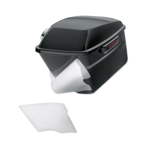 Harley-Davidson Transparent Paint Guard Kit - Front Saddlebags