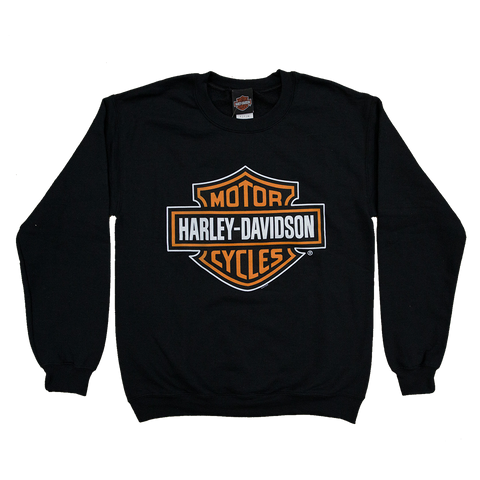 Harley-Davidson Bar & Shield Crew Neck