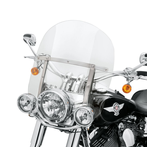 Harley-Davidson King-Size 18 inch H-D Detachables Windshield