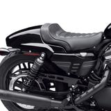 Harley-Davidson Vivid Black Cafe Custom Tail Section