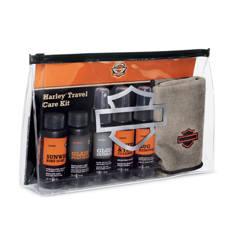 Harley-Davidson Travel Care Kit