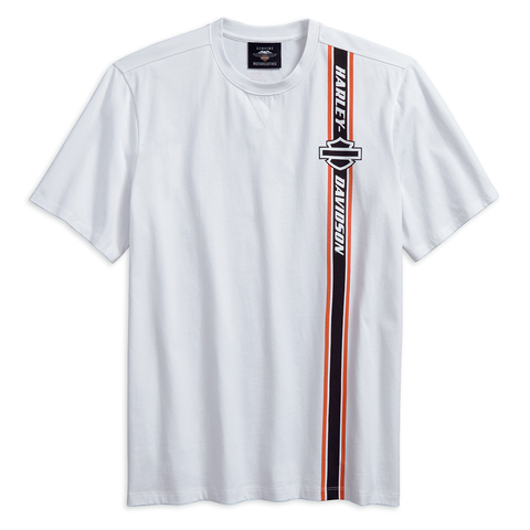 Harley-Davidson Vertical Stripe Men's Tee