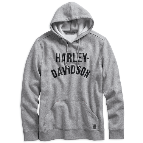 Harley-Davidson Eagle Chest Men's Pullover Hoodie