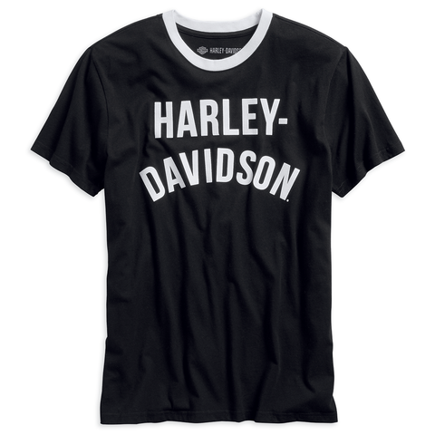 Harley-Davidson Slim Fit Men's Ringer Tee