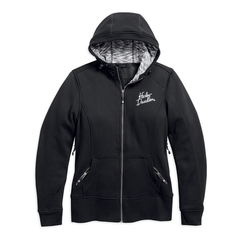 Harley-Davidson Prowess Women's Riding Hoodie