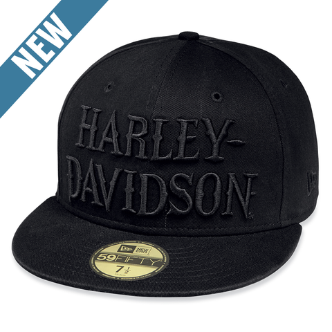 Harley-Davidson Embroidered Men's 59FIFTY Cap