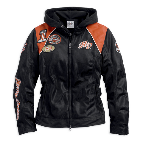 Harley-Davidson Cora Women's 3-in-1 Mesh Jacket